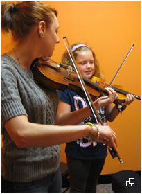 Schmeeds Music offers instrument and voice lessons in a welcoming and encouraging environment - all ages and skill levels are welcome!
